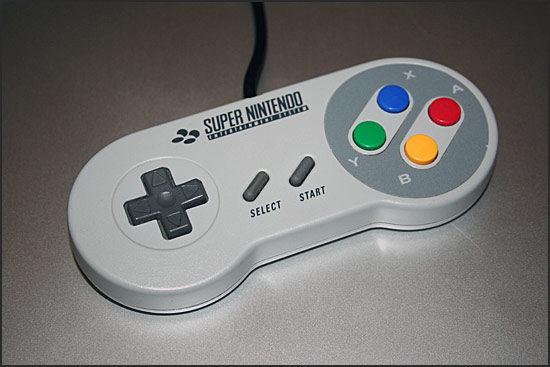 SNES-Controller