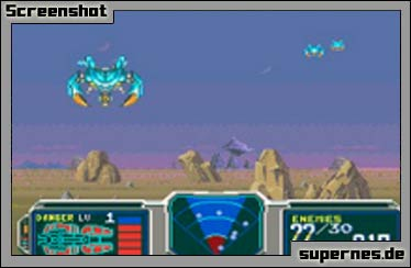 Super Scope Screenshot Confront