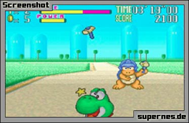 Super Scope Screenshot Yoshi's Safari